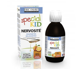 ERIC FAVRE Special Kid Nervosité Goùut Orange 125ml