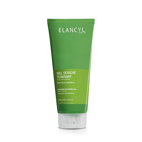 Gel Douche Tonifiant 200ml Elancyl