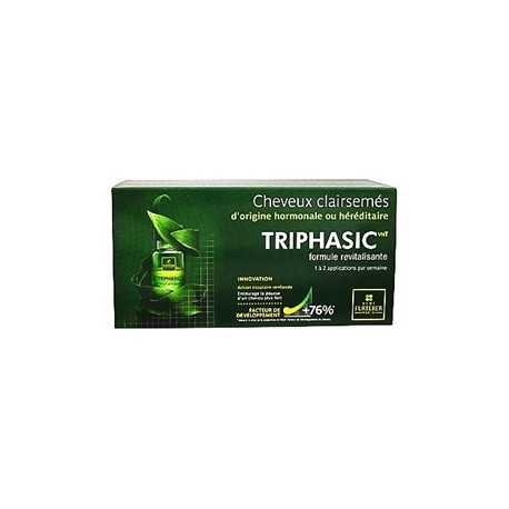 Triphasic VHT+ sérum antichute