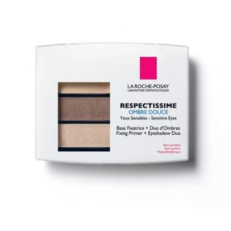 Respectissime palette ombre douce