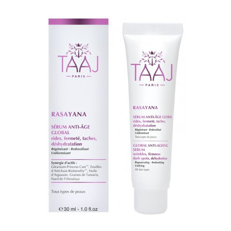 RASAYANA Sérum anti-âge global