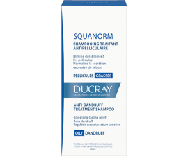 Squanorm Shampooing Pellicules grasses 200ml