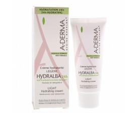 Hydralba crème hydratante légère A-Derma