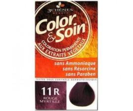 Les 3 Chênes Color & Soin chatain naturel 4N