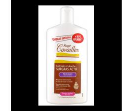 ROGE CAVAILLES - Lait bain et douche SuRgras Actif Hydratant peaux sèches
