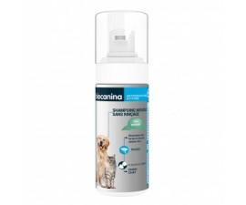 BIOCANINA Shampoing mousse sans rinçage pour chien et chat