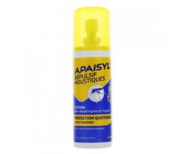 APAISYL Répulsif moustiques Lotion Protection quotidienne 90 ml