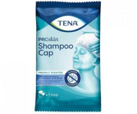 tena pproskin shampoo cap