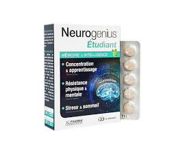 NEUROGENIUS Stress-out 30 gelules