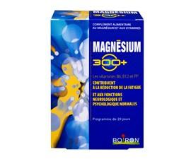 magnesium 300 boiron