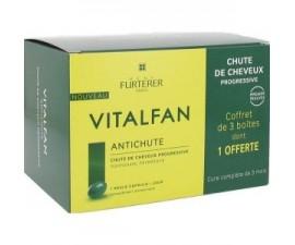 Vitalfan antichute progressive lot de 3 boîtes de 30 capsules