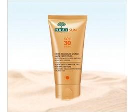 Crème délicieuse visage haute protection 30