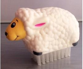 Brosse à ongles mouton