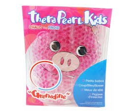 "Thera Pearl Kids chaud ou froid ""Grenadine"""