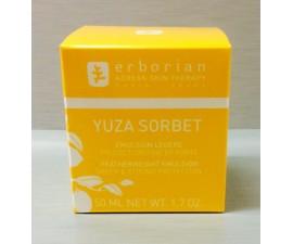 Yuza sorbet micro-émulsion jour