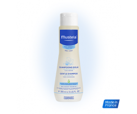 Shampooing doux Mustela
