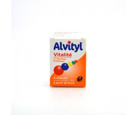 Alvityl vitalité A avaler